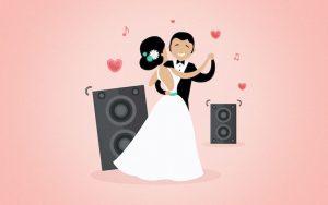Ma carrière sauvage et groovy en tant que sorcier de la piste de danse de mariage