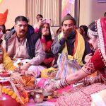 Pourquoi mes parents ont rompu un rituel patriarcal au mariage de mon frère