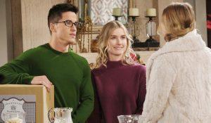 Récapitulatif des jours de nos vies: Allie rencontre Charlie à Shawn, le mariage de Belle
