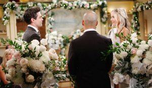 Récapitulation Young & Restless: la cérémonie de mariage d'Abby et Chance commence