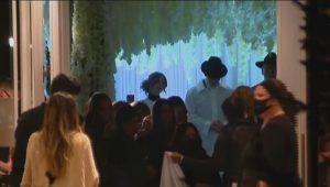 Réception de mariage à l'hôtel Massive Northbrook appelée «événement super-épandeur» potentiel par le département de la santé du comté de Cook – CBS Chicago