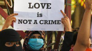 Rencontrez le couple dont le mariage a été arrêté sur la base de la rumeur de «Love Jihad»