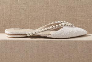15 meilleures chaussures de mariage plates que vous pouvez porter à nouveau
