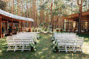 50 petites idées de mariage dans la cour