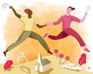 Aucune proposition nécessaire, disent de nombreux couples