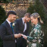 Ce couple a planifié son mariage à Brooklyn en seulement deux semaines
