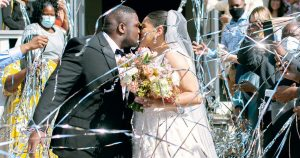 Comment les couples peuvent partager un mariage