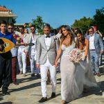 Coutumes et traditions du mariage grec