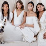 Katharine Polk, designer de Houghton, lance une ligne de robes de mariée cool pour la taille tout compris