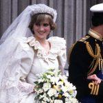 La robe de mariée de la princesse Diana avait un défaut majeur, dit la brodeuse royale