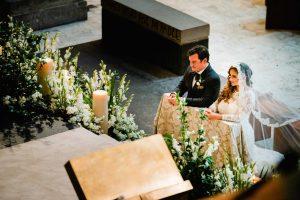 Le chef David Cordúa et Sara Padua se sont rencontrés à l'adolescence du Memorial. Voyez leur magnifique mariage 20 ans plus tard.