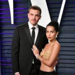 Le mariage à destination de Zoe Kravitz était-il un signe de trouble?