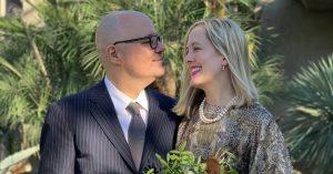 Mariage de Matthew Specktor et Samantha Culp