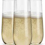 Top 10 des meilleures flûtes à champagne de mariage en cristal 2020 – Bestgamingpro