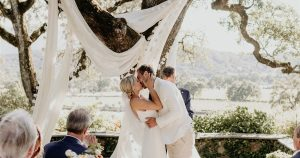 Un mariage d'été à Beltane Ranch à Sonoma, Californie