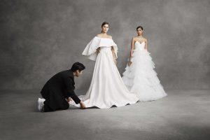 Andrew Kwon lance la meilleure collection de robes de mariée pour les mariées pandémiques