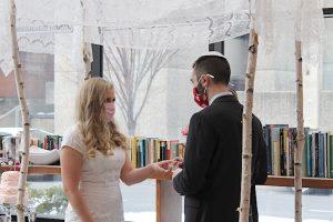 C'était un mariage pour les livres