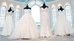 Dites « je fais » dans l'une de ces robes de mariée de la collection de mariages Disney Fairy Tale 2021