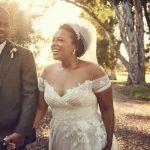 Gayle parle du mariage de sa fille Kirby: «Je suis aux anges»