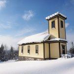 L'église de la mine centrale organisera samedi son premier mariage d'hiver depuis plus de 100 ans