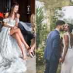 Les 10 plus grandes tendances des robes de mariée pour 2021, selon un expert