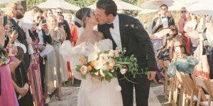 Mariage de Bettina Looney et Carlos Segovia en Afrique du Sud