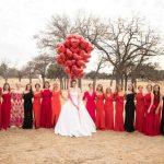 Régalez vos yeux sur ce superbe mariage de la Saint-Valentin