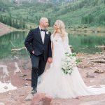 Un mariage élégant de style ranch à Aspen, Colorado