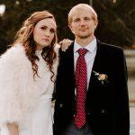 Un mariage Lancaster rempli de tennis et de dinosaures