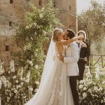 Un mariage intime dans la campagne du sud de l'Italie