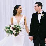 Un mariage rustique et glamour au Texas honorant l'héritage de la mariée
