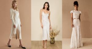 18 meilleures robes de mariée uniques et non traditionnelles que vous pouvez acheter en ligne à tous les prix