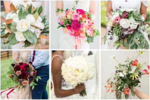65 bouquets de mariage que nous aimons