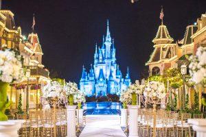 Combien coûte un mariage Disney?