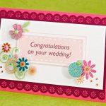 Paroles de félicitations pour un mariage