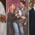 Phoebe-Mike, Rachel-Ross, Monica-Chandler – Chaque mariage était spécial dans le spectacle et nous a fait rire!