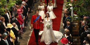 Ce que c'était vraiment de faire partie du mariage du prince William et de Kate Middleton