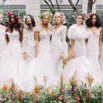Comment acheter des robes de mariée de la semaine de la mode nuptiale