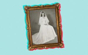 Comment la robe de mariée des années 40 de ma grand-mère a trouvé une seconde vie sur TikTok – Texas Monthly