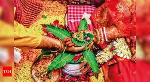 Inquiets des nouvelles directives COVID, les familles reportent les mariages d'avril à mai | Nouvelles de Calcutta