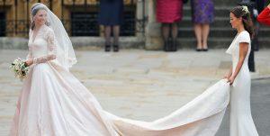 Inspiration de mariage royal de Kate Middleton