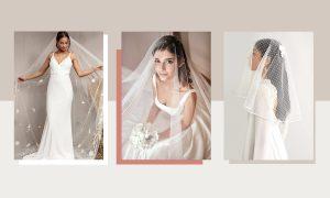 Les meilleurs voiles de mariage 2021: des voiles de mariée à épaules courtes aux styles classiques de cathédrale