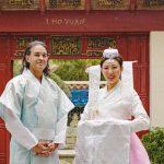 Les traditions indiennes et coréennes se sont réunies lors de ce micro-mariage à Palm Beach