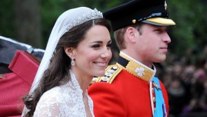 Mariage de conte de fées de William et Kate