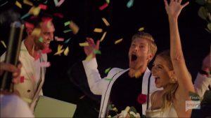 Récapitulatif de la finale de la saison de la maison d'été: pour de faux mariages et de vrais amis