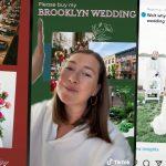 Rencontrez Mackenzie Newcomb, qui vend son mariage de 15000 $ à New York sur TikTok