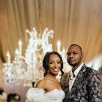 Ressentez tout l'amour et la beauté au mariage de Nneka & Koyin!