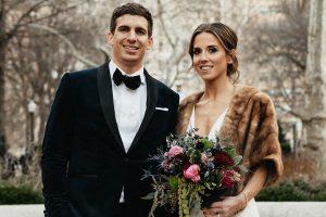 Voici pourquoi ce duo a organisé son mariage avec Giuseppe & Sons le jour du saut