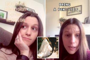 L'organisateur de mariage professionnel révèle les petits détails que les mariées oublient TOUJOURS et ils sont bon marché aussi