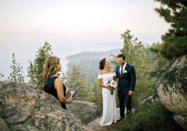 «Allons-y»: de plus en plus de couples échangent des mariages traditionnels contre des affaires de plein air